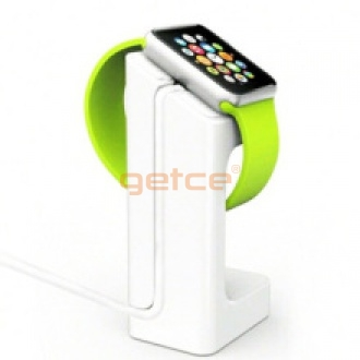 Universal Apple Watch Stand holder Dock white
