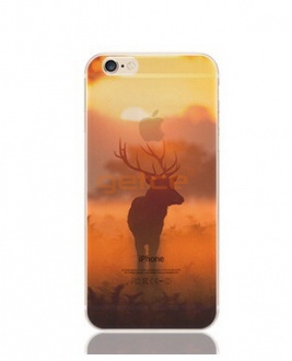 Getce Clear Photo Art for Samsung A3 (A310) Deer