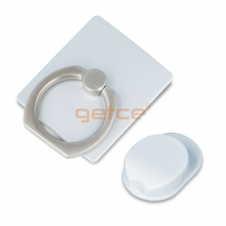Ring Holder for Mobile Silver